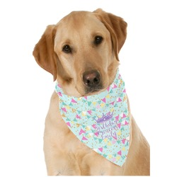 Birthday Princess Pet Bandanas (Personalized)