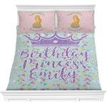 Birthday Princess Comforters (Personalized)