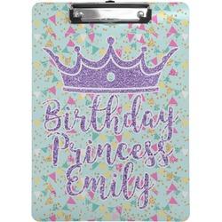 Birthday Princess Clipboard (Personalized)