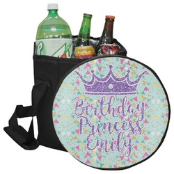 Birthday Princess Collapsible Cooler & Seat (Personalized)
