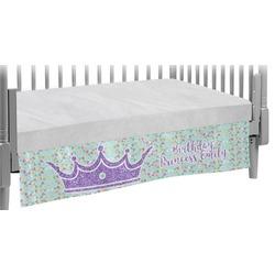 Birthday Princess Crib Skirt (Personalized)