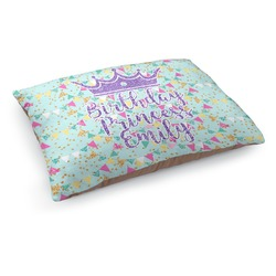 Birthday Princess Dog Bed (Personalized)