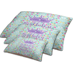 Birthday Princess Dog Bed w/ Name or Text