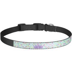 Birthday Princess Dog Collar - Large (Personalized)