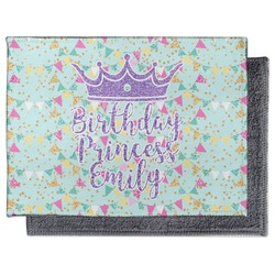 Birthday Princess Microfiber Screen Cleaner (Personalized)