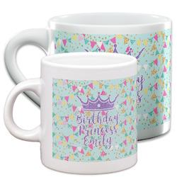 Birthday Princess Espresso Cups (Personalized)