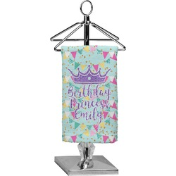 Birthday Princess Finger Tip Towel - Full Print (Personalized)