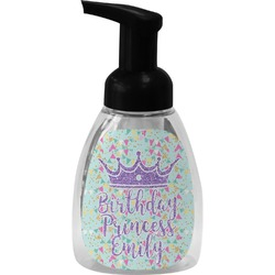 Birthday Princess Foam Soap Dispenser (Personalized)