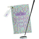 Birthday Princess Golf Towel Gift Set (Personalized)