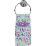 Birthday Princess Hand Towel - Full Print (Personalized)