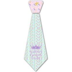Birthday Princess Iron On Tie (Personalized)