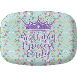 Birthday Princess Melamine Platter (Personalized)