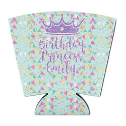 Birthday Princess Party Cup Sleeve (Personalized)