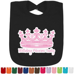 Birthday Princess Bib - Select Color (Personalized)