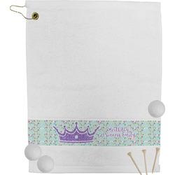Birthday Princess Golf Towel (Personalized)