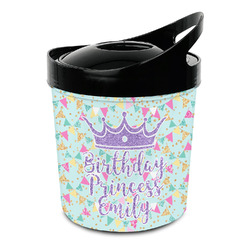 Birthday Princess Plastic Ice Bucket (Personalized)