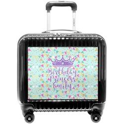 Birthday Princess Pilot / Flight Suitcase (Personalized)