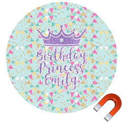 Birthday Princess Car Magnet (Personalized)