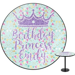Birthday Princess Round Table (Personalized)