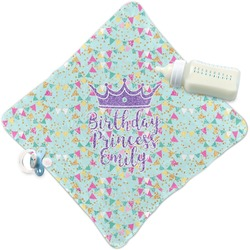 Birthday Princess Security Blanket (Personalized)