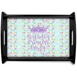 Birthday Princess Wooden Trays (Personalized)