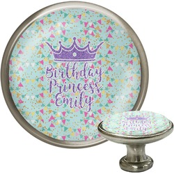 Birthday Princess Cabinet Knobs (Personalized)