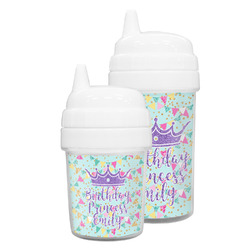 Birthday Princess Sippy Cup (Personalized)