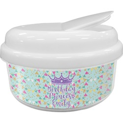 Birthday Princess Snack Container (Personalized)