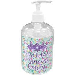 Birthday Princess Soap / Lotion Dispenser (Personalized)