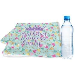 Birthday Princess Sports Towel (Personalized)
