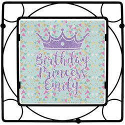 Birthday Princess Trivet (Personalized)
