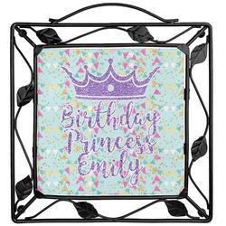 Birthday Princess Trivet (Personalized)