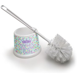 Birthday Princess Toilet Brush (Personalized)