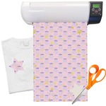 "Birthday Princess Heat Transfer Vinyl Sheet (12""x18"")"