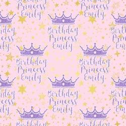 Birthday Princess Wallpaper & Surface Covering