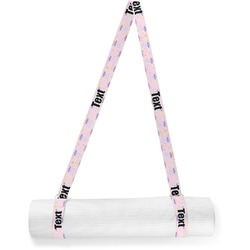 Birthday Princess Yoga Mat Strap (Personalized)