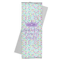 Birthday Princess Yoga Mat Towel (Personalized)
