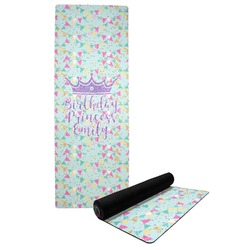 Birthday Princess Yoga Mat (Personalized)