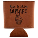 Cute Quotes and Sayings Leatherette Can Sleeve (Personalized)