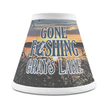 Gone Fishing Chandelier Lamp Shade (Personalized)