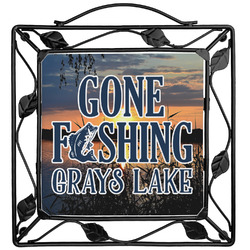 Gone Fishing Trivet (Personalized)