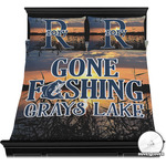 Gone Fishing Duvet Covers (Personalized)