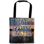 Gone Fishing Auto Back Seat Organizer Bag (Personalized)