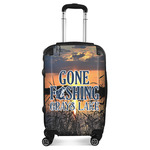 Gone Fishing Suitcase (Personalized)