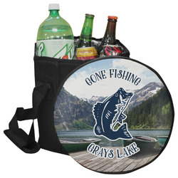 Gone Fishing Collapsible Cooler & Seat (Personalized)