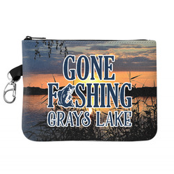 Gone Fishing Golf Accessories Bag (Personalized)