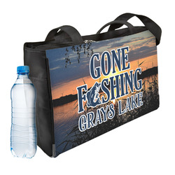 Gone Fishing Ladies Workout Bag (Personalized)