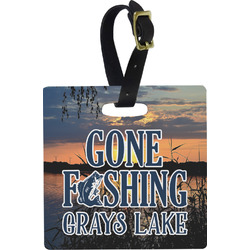 Gone Fishing Luggage Tags (Personalized)