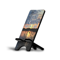 Gone Fishing Cell Phone Stands (Personalized)