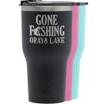 Gone Fishing RTIC Tumbler - 30 oz (Personalized)